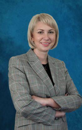 Екатерина Валерьевна ДВИНСКИХ